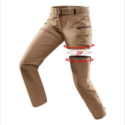 Zip-Off-Hose Travel 500 Modul Damen camel