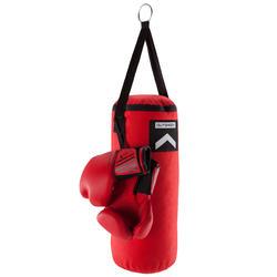 Kit Boxeo Niño Saco...