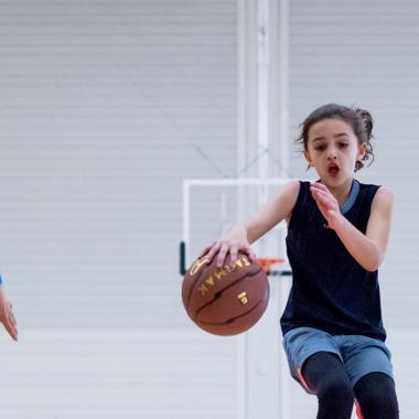 Basketbal kiezen