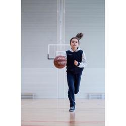 P100 Boys'/Girls' Beginner Basketball Bottoms - Navy