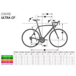 Rennrad ULTRA 940 CF DURA ACE 11-FACH