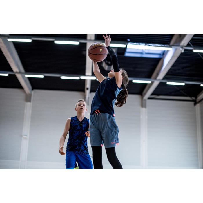 Boys'/Girls' Basketball Elbow Pad For Intermediate Players - Black