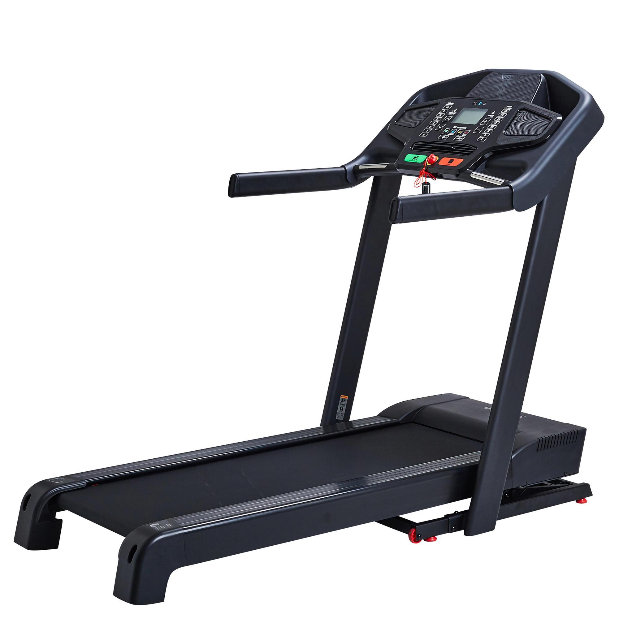 t900b treadmill domyos by decathlon