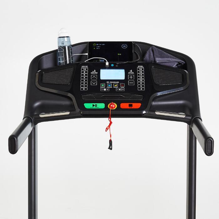 Loopband T900B, inclusief 32 trainingsprogramma's