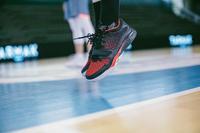 SO500 Basketball Mid Socks 2-Pack Black