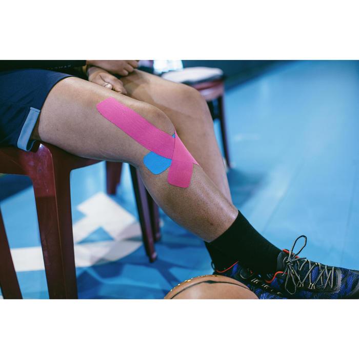 5 cm x 5 m肌內效貼布-粉紅色