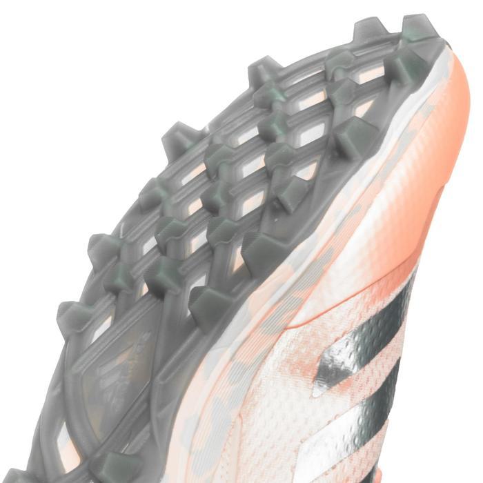 Chaussures de hockey sur gazon femme intensité moyenne à forte Fabela Zone rose
