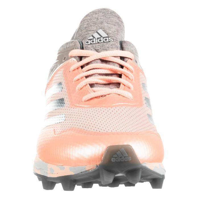the latest 1e831 6ee5b Chaussures de hockey sur gazon femme intensité moyenne à forte Fabela Zone  rose