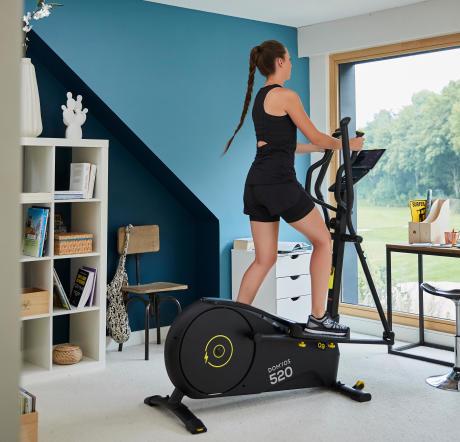 perdre du poids velo elliptique programme