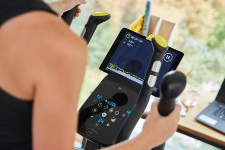 4 semaines velo elliptique challenge