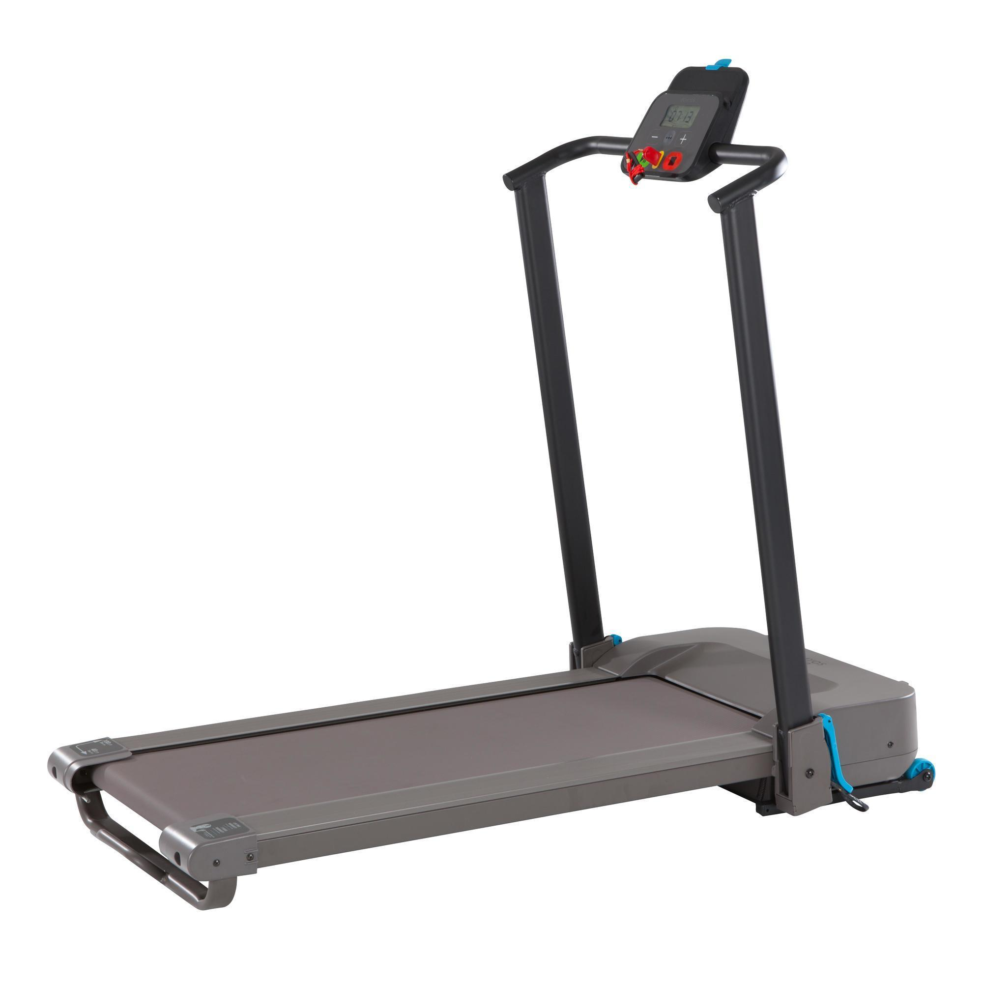 Tapis de marche walk500 domyos by decathlon - Tapis de marche electrique intersport ...