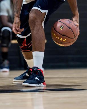 如何避免籃球常見的運動傷害:護具