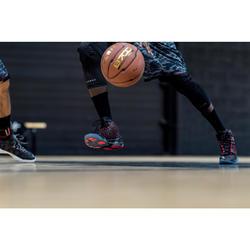 Basketballschuhe Shield 500 Herren rot/schwarz