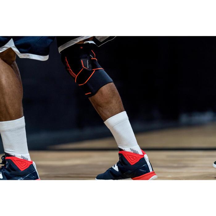 Basketbalschoenen voor beginners Shield 300 blauw/wit/rood