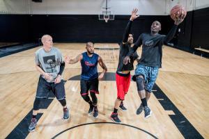 basquetebol que altura
