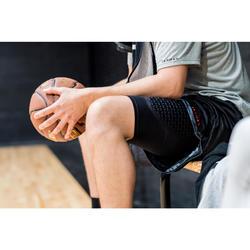 Beschermende ondershort voor basketbal gevorderden zwart