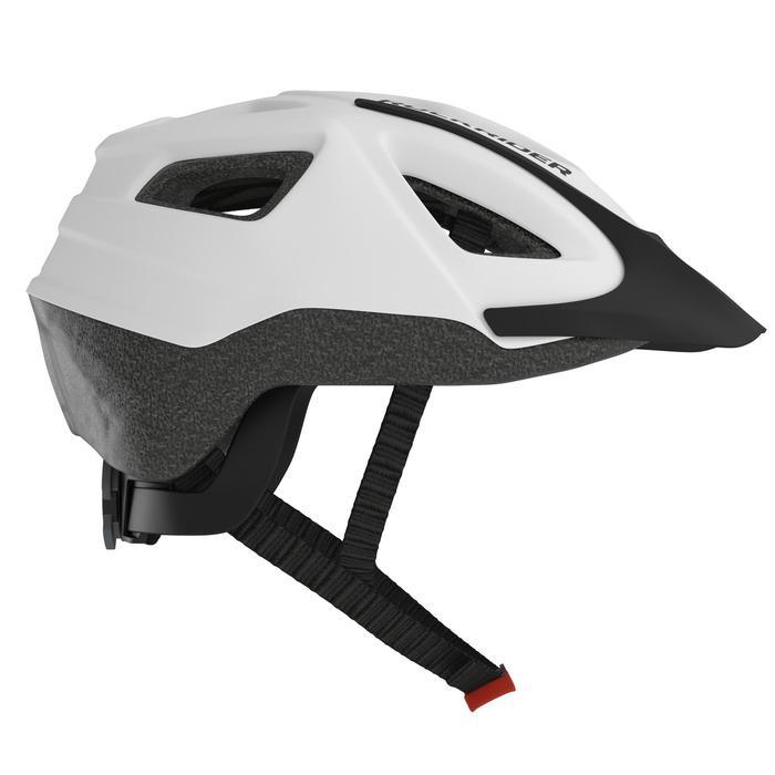MTB-helm ST 100 wit