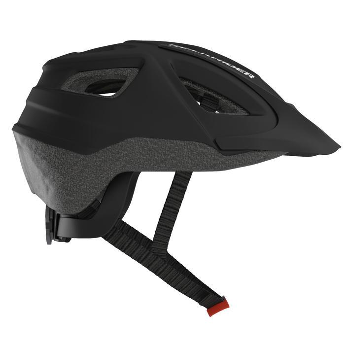 MTB-helm ST 100 zwart