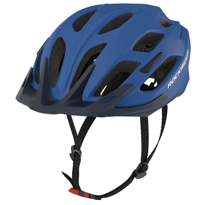 MTB helm ST 500 blauw fietshelm