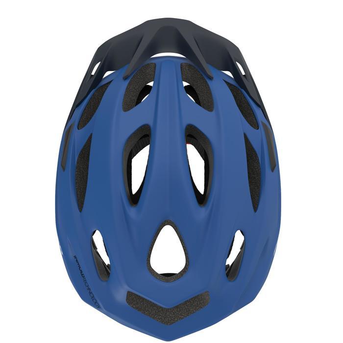Casque VTT 500 bleu