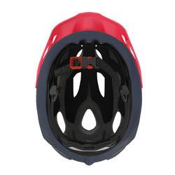 ST 500 Women's Mountain Bike Helmet - Blue/Pink