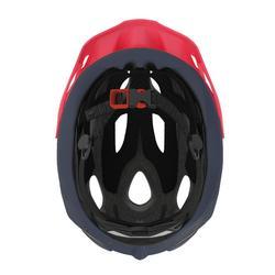 MTB-helm ST 500 blauw roze