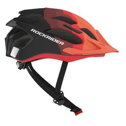 ST 500 Mountain Bike Helmet - Black/Red