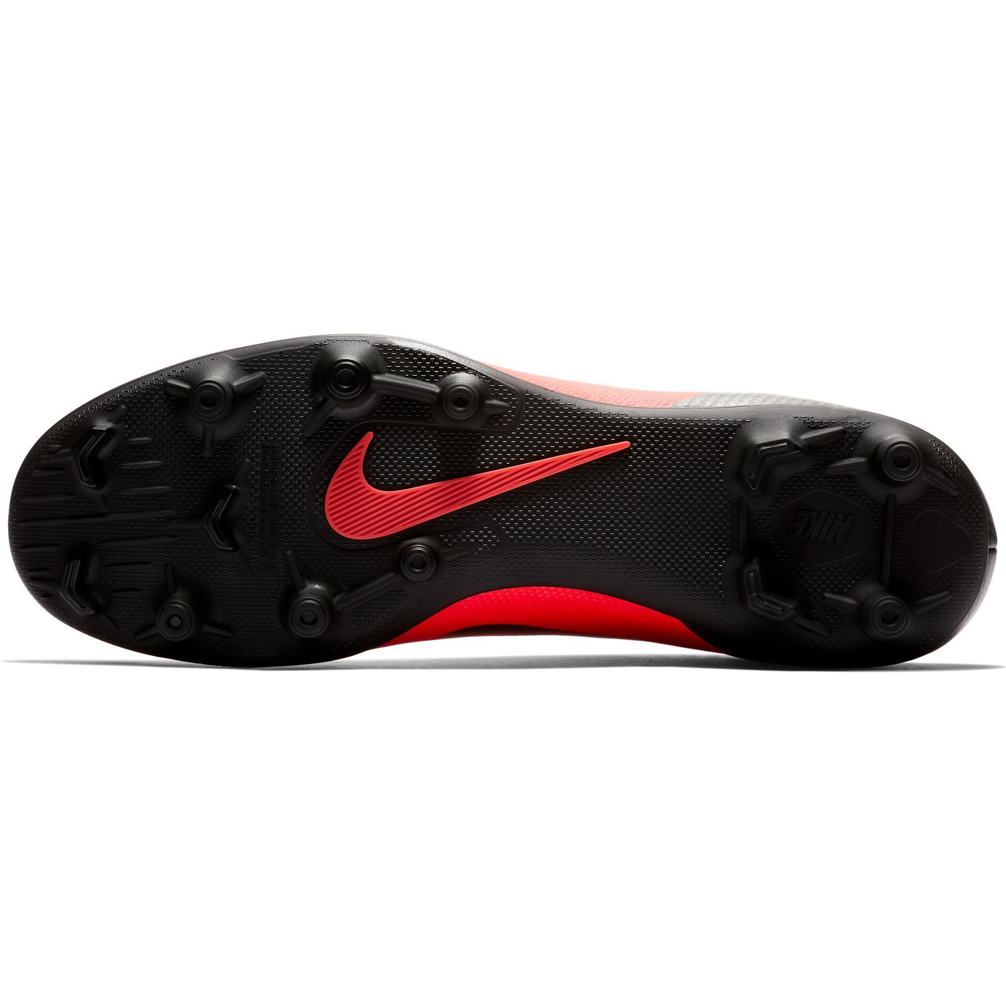 ... ebay botas de fútbol nike mercurial vapor xii academy cr7 mg adultos  rojo negro 9baca 0e7d1 7dc6a24a6d1fa