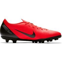 Botas de fútbol Nike Mercurial Vapor XII Academy CR7 MG adultos rojo negro