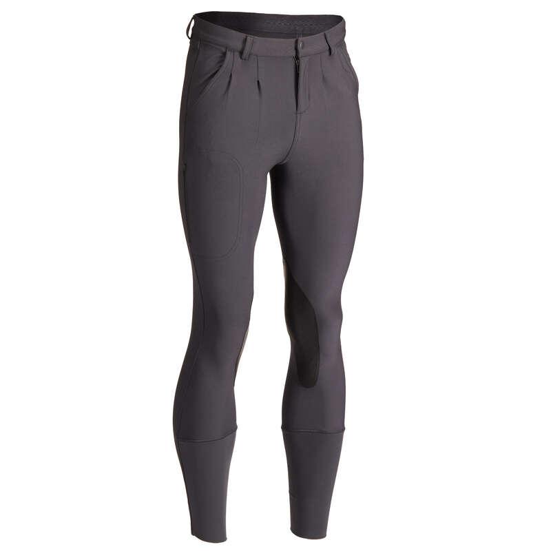 Erkek binicilik pantolonu KIYAFETLER - 500 PANTOLON  FOUGANZA - KIYAFETLER