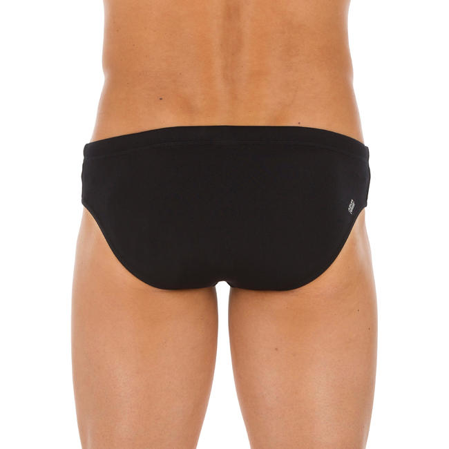Men swimming trunks - black