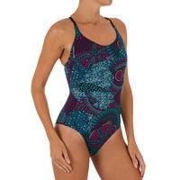 Riana Women's One-Piece Swimsuit - Eve Nero Black