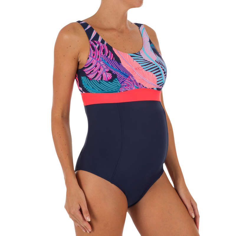 COSTUMI NUOTO DONNA Sport in piscina - Costume intero premaman ROMANE NABAIJI - Costumi nuoto