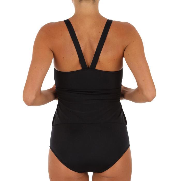 Maillot de bain de natation femme une pièce Vega skirt Typ noir