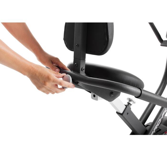 proform velo d 39 appartement x bike duo decathlon. Black Bedroom Furniture Sets. Home Design Ideas