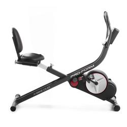 Hometrainer X-Bike Duo