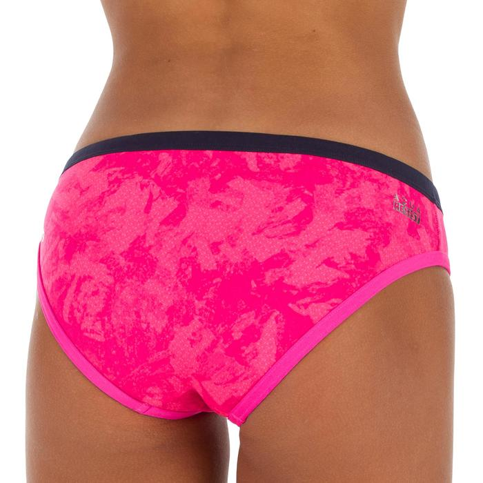 Bas de maillot de bain de natation fille résistant au chlore Jade walo rose