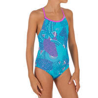 Riana One-Piece Swimsuit - Eve Blue