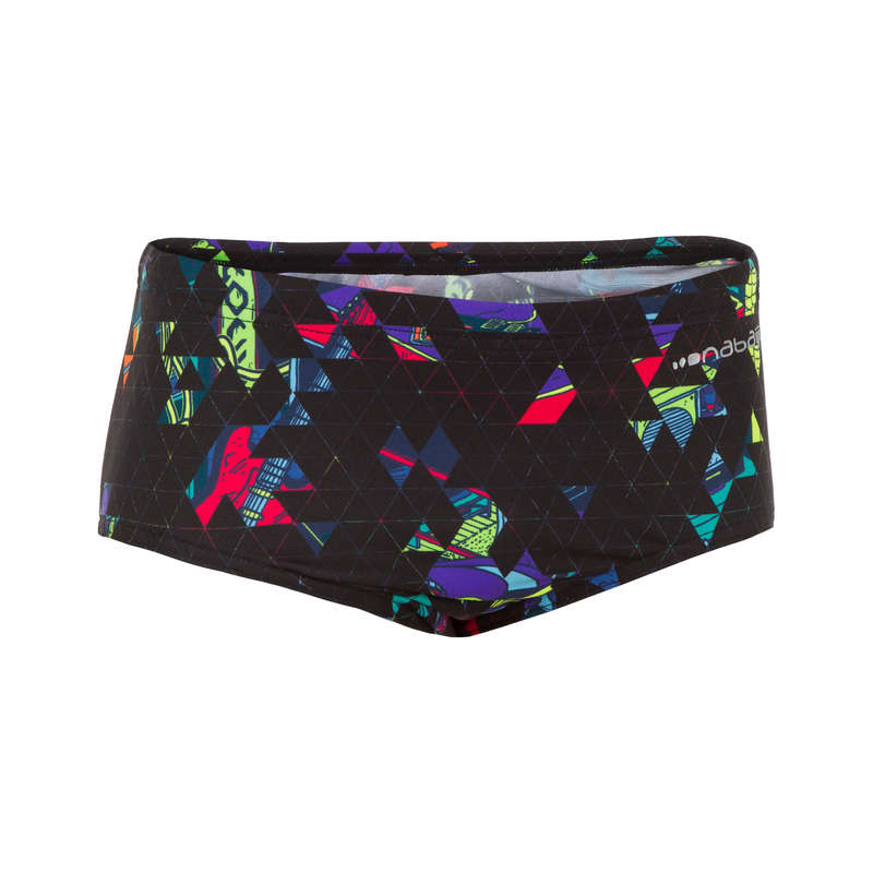 BOY'S SWIMSUITS Swimming - BOY'S BANDEAU BRIEF ALL ROCKI NABAIJI - Swimwear