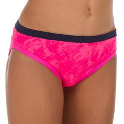 Braguita de bikini de natación niña resistente al cloro Jade walo rosa