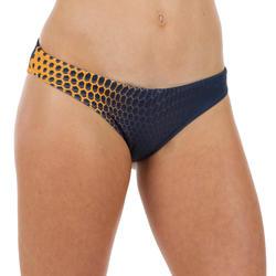 Braguita de bikini de natación para mujer Jana azul