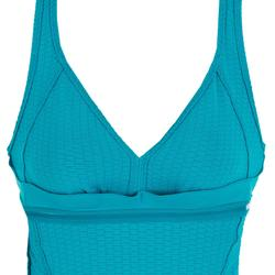 Badeanzug Kaipearl New figurformend Damen blau