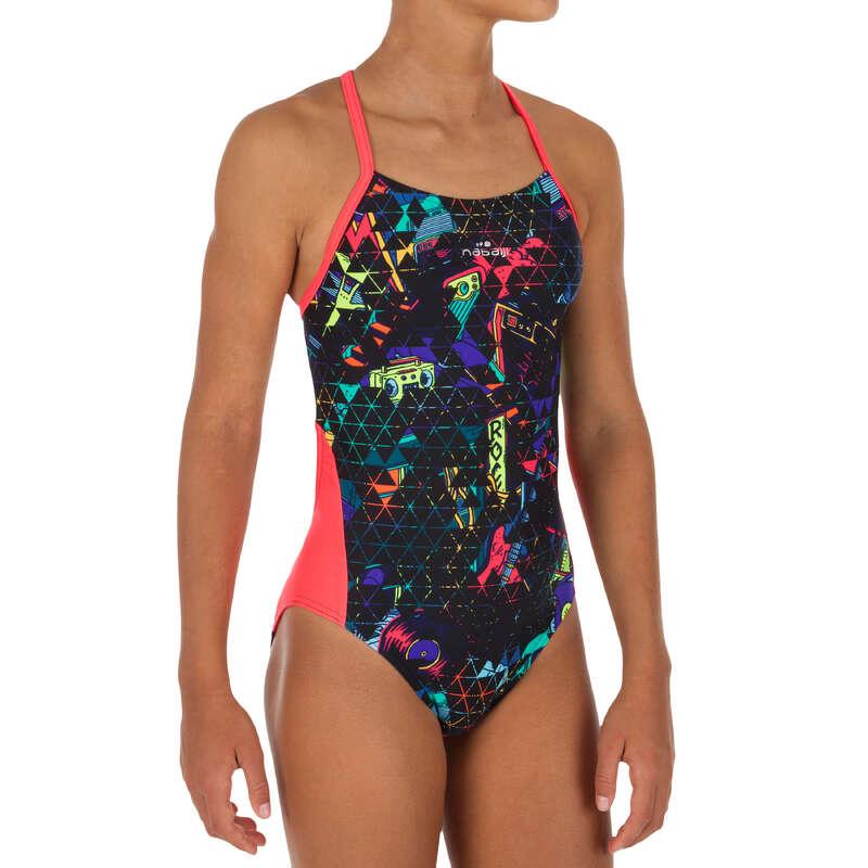 COSTUMI NUOTO BAMBINA Sport in piscina - Costume ragazza LEXA NABAIJI - Costumi nuoto