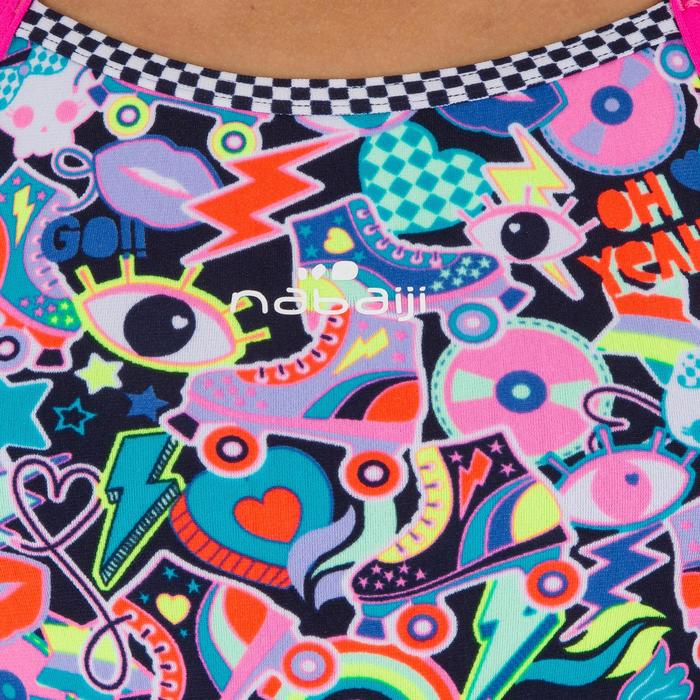 Badeanzug Jade Roller chlorresistent Mädchen dunkelblau