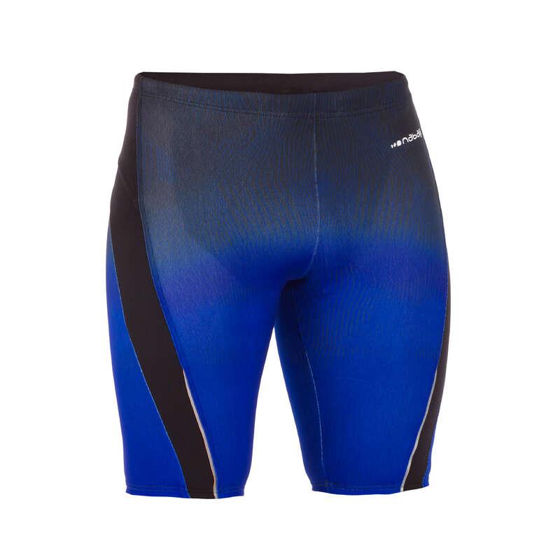 MEN'S SWIMSUITS Swimwear and Beachwear - FIRST MEN'S JAMMER - GRAD BLUE NABAIJI - Swimwear and Beachwear