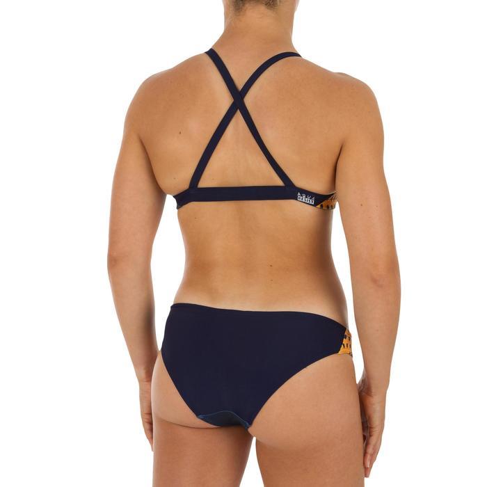 Brassière de natation femme ultra résistante au chlore Jana gani bleu