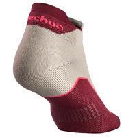 Trumpos žygių kojinės NH500, 2 poros