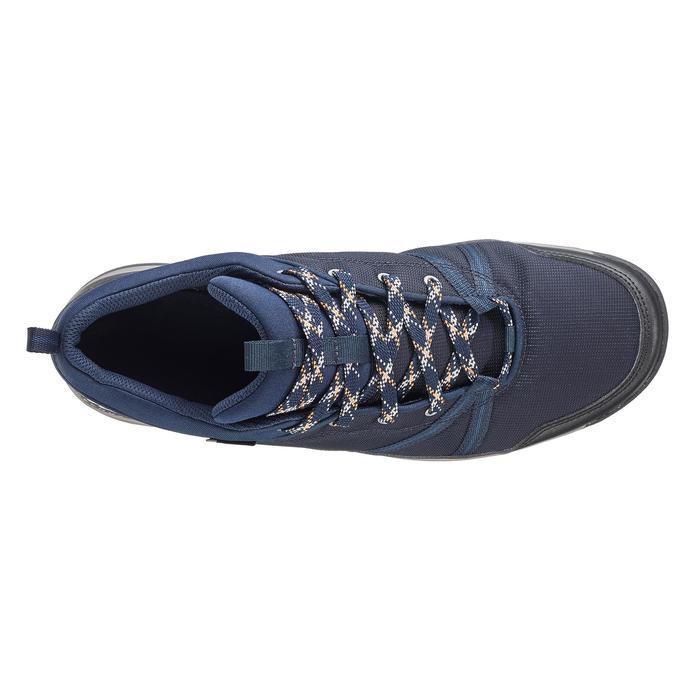 Chaussures imperméables de randonnée nature - NH150 WP - Homme