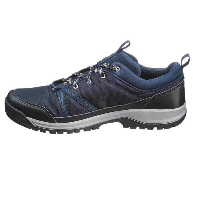 WATERPROOF NATURE HIKING SHOES - NH150 - BLUE - MEN