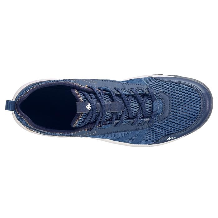 Zapatillas de montaña y senderismo NH100 fresh azul oscuro hombre